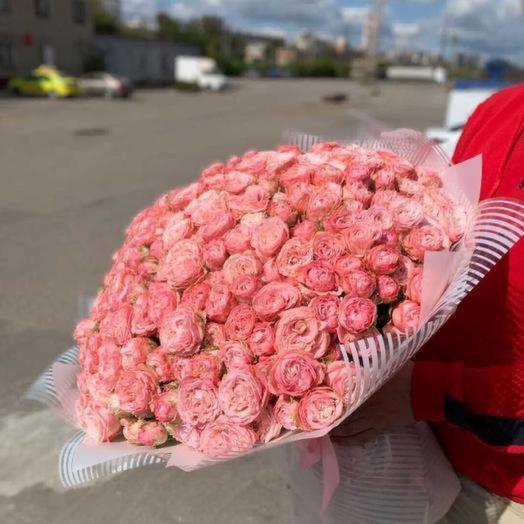 Ты моя вселенная: букеты цветов на заказ Flowwow