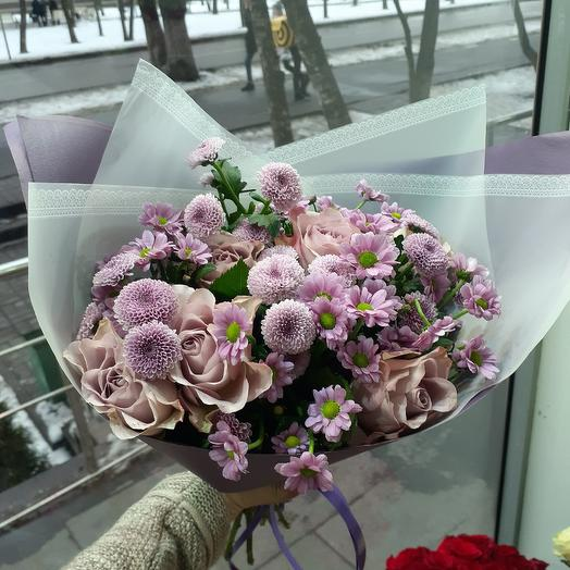 """Букет """"Хорошее настроение"""": букеты цветов на заказ Flowwow"""