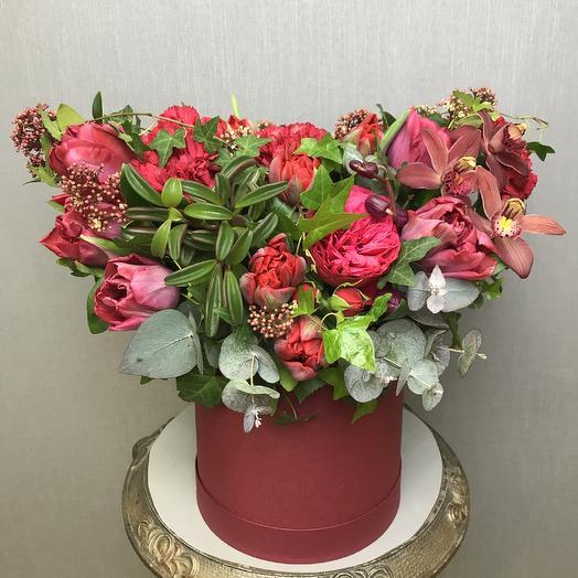 Сад наслаждения: букеты цветов на заказ Flowwow