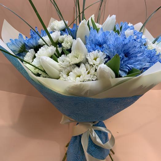 Букет весна: букеты цветов на заказ Flowwow