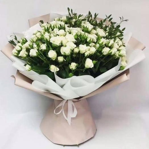 Мечты Винера: букеты цветов на заказ Flowwow