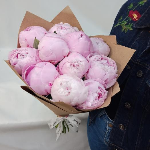 Аромат любви - 11 шт: букеты цветов на заказ Flowwow