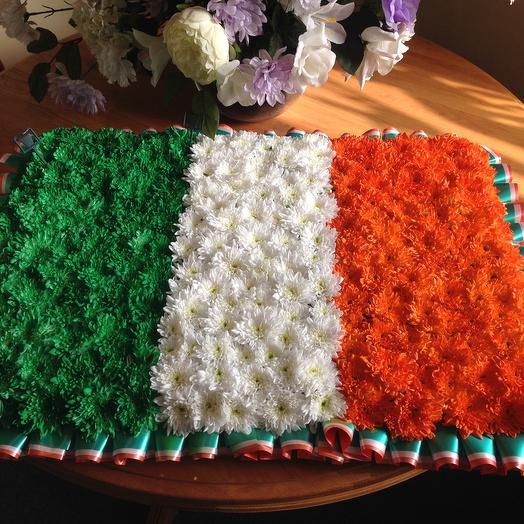 EIRE Irish Flag