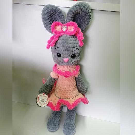 Bunny. Handmade toy