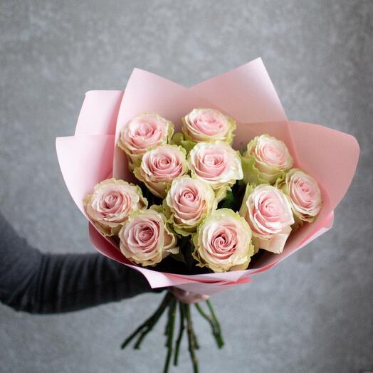 Роза фрутетто 11 штук