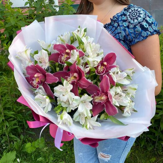Дикая орхидея 😍