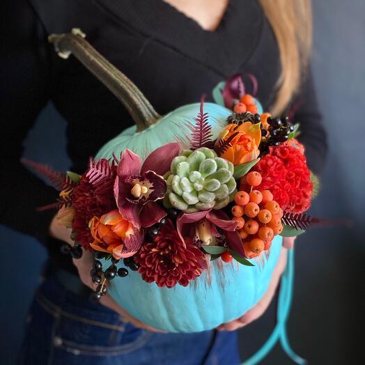Бирюзовая осень