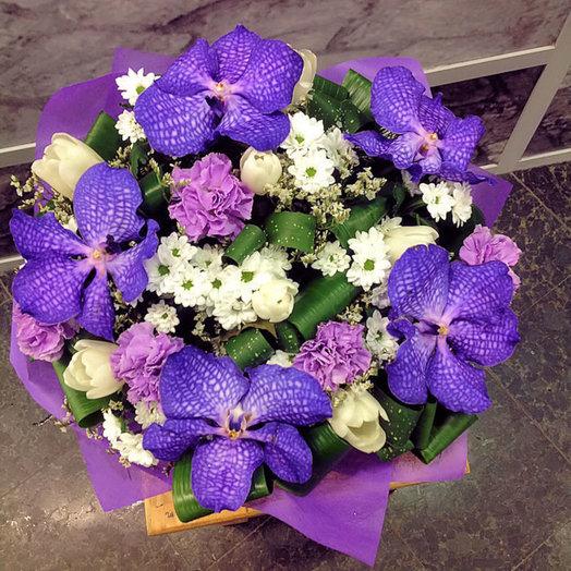 Букет 90: букеты цветов на заказ Flowwow
