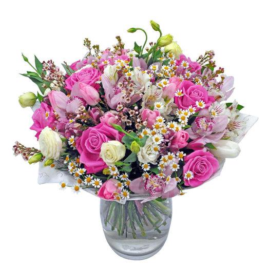 Букет Гуэль: букеты цветов на заказ Flowwow