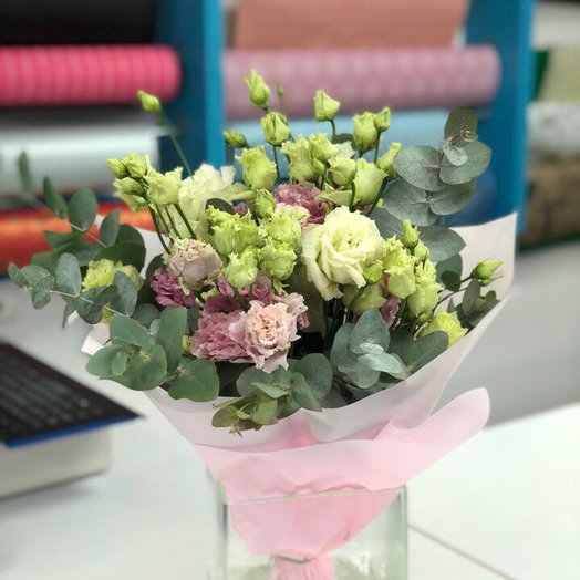 Нежность чувств : букеты цветов на заказ Flowwow
