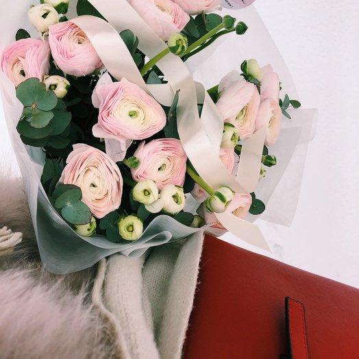 Итальянское вдохновение: букеты цветов на заказ Flowwow