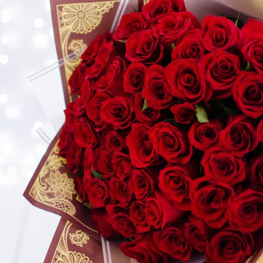 51 голландская роза Звезда