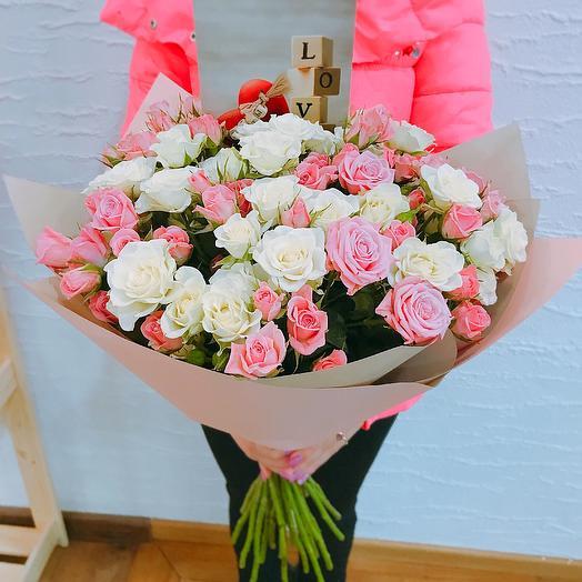 Генриетта: букеты цветов на заказ Flowwow