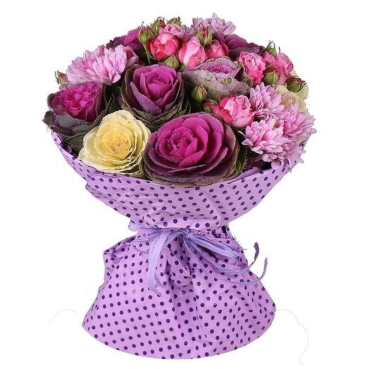 Букет  157 Брасси: букеты цветов на заказ Flowwow