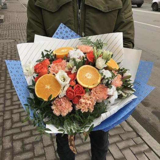 Тутти Фрутти: букеты цветов на заказ Flowwow