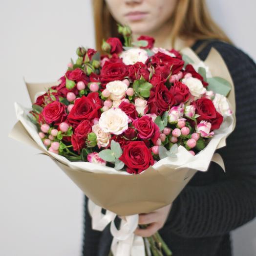 Артистка: букеты цветов на заказ Flowwow
