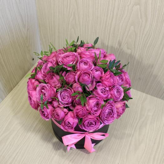 Королева кустовых роз