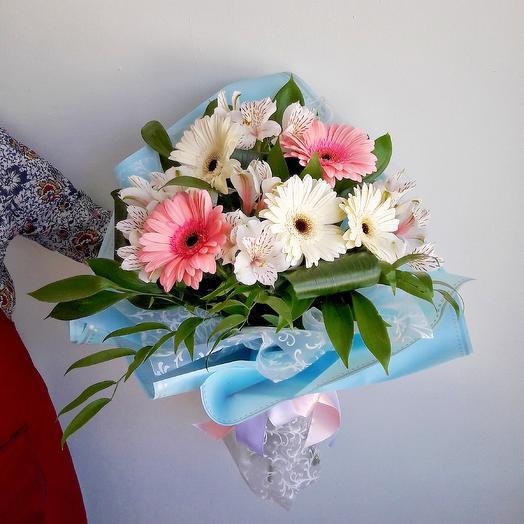 Лесная фея: букеты цветов на заказ Flowwow