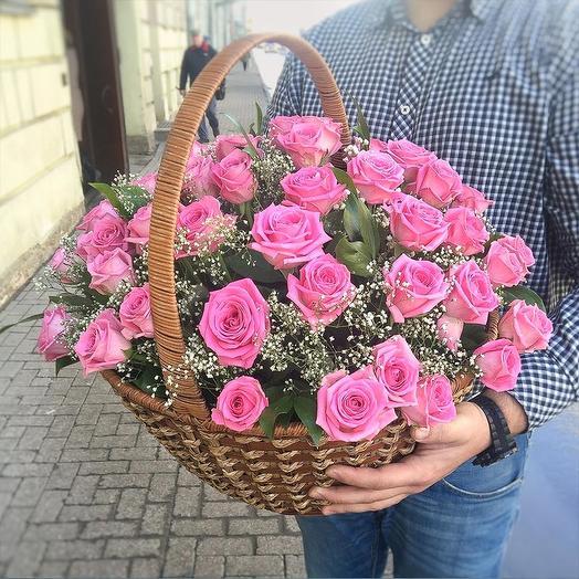 Цветочная композиция 5: букеты цветов на заказ Flowwow