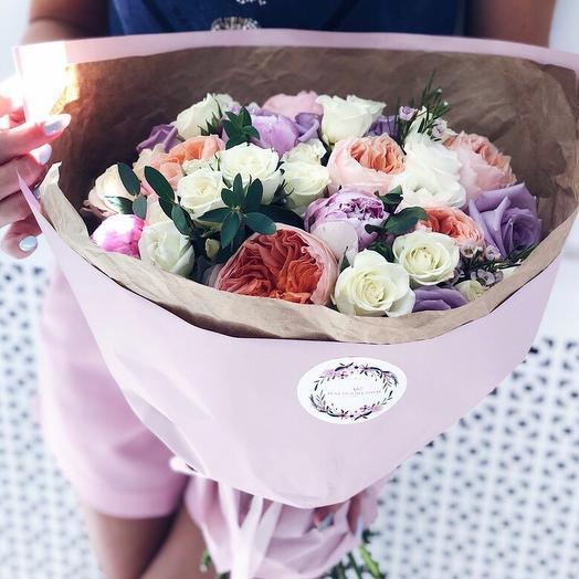 Сансара: букеты цветов на заказ Flowwow