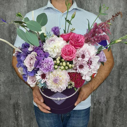 Сады Амстердама: букеты цветов на заказ Flowwow