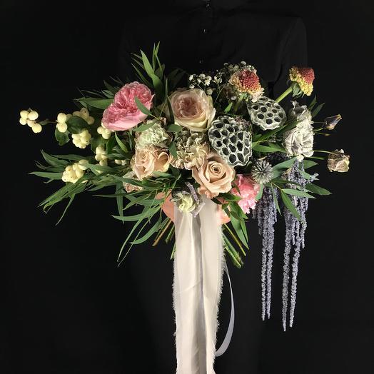 «Грейсли»: букеты цветов на заказ Flowwow