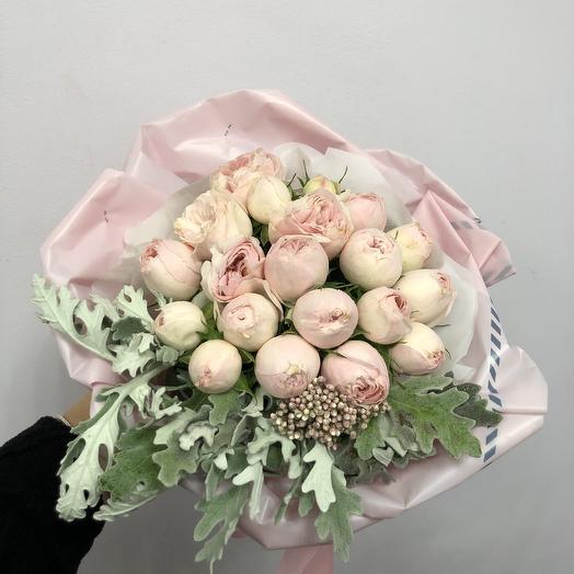 Комплимент💫: букеты цветов на заказ Flowwow