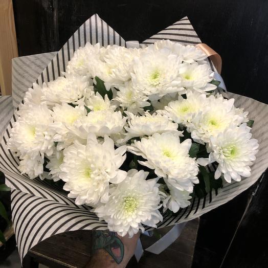 Белоснежное чудо: букеты цветов на заказ Flowwow