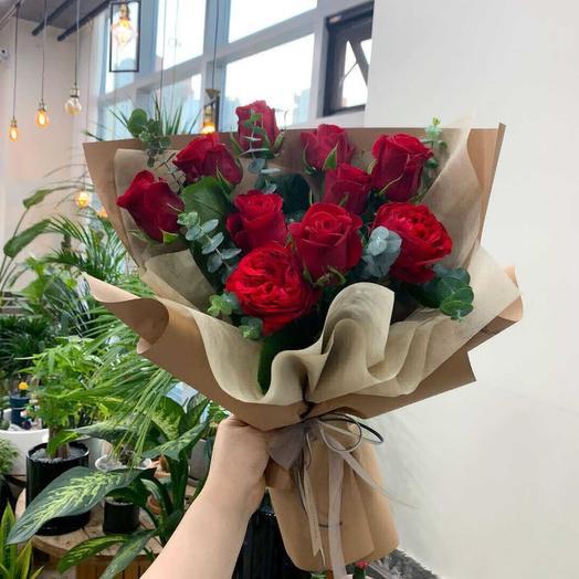 Кармелита: букеты цветов на заказ Flowwow
