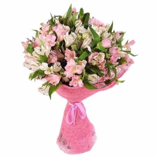 Розали: букеты цветов на заказ Flowwow