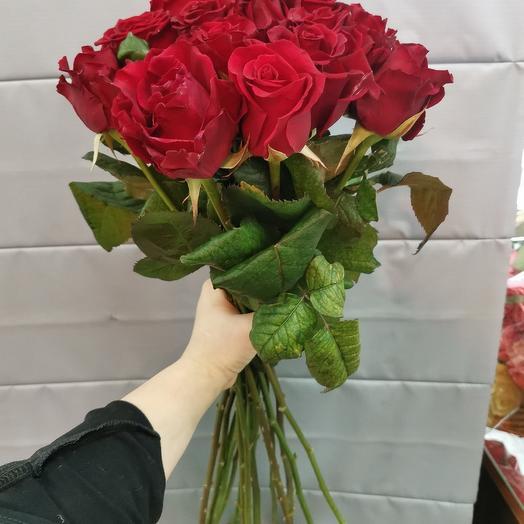 Страстный взгляд: букеты цветов на заказ Flowwow