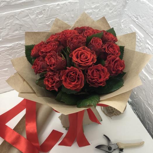 Эль Торро: букеты цветов на заказ Flowwow