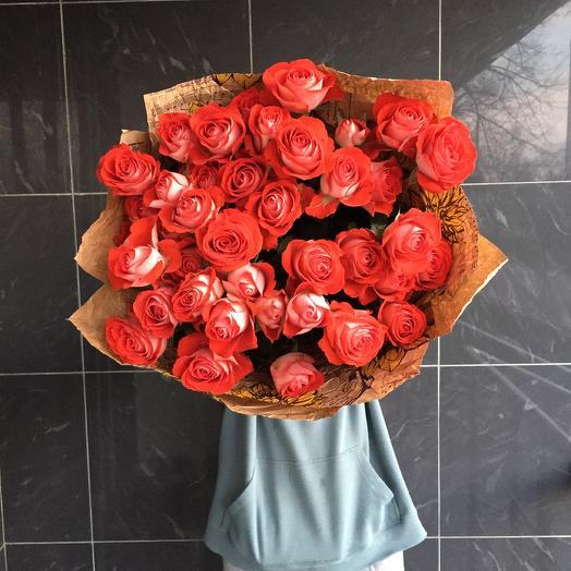 Bbbb: букеты цветов на заказ Flowwow