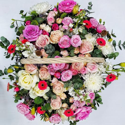 Цветущий сад L