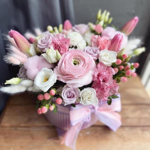 Коробка2: букеты цветов на заказ Flowwow