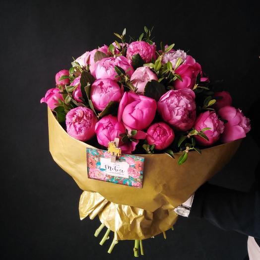 "Букет ""Мечты - сбываются"": букеты цветов на заказ Flowwow"