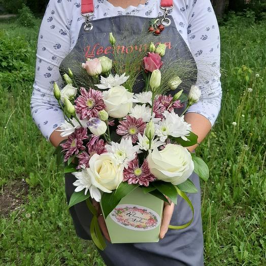 Плайм пакет сборный: букеты цветов на заказ Flowwow