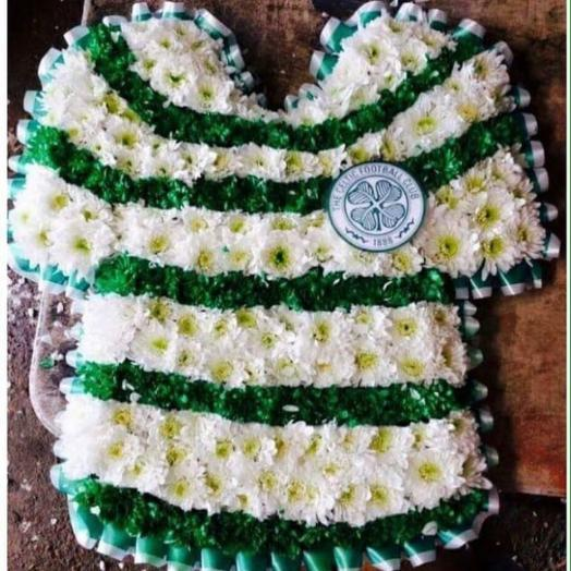 Celtic Football shirt