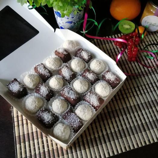 Набор конфет Баунти и Рафаэлло 24 шт
