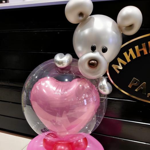 Мишка любви