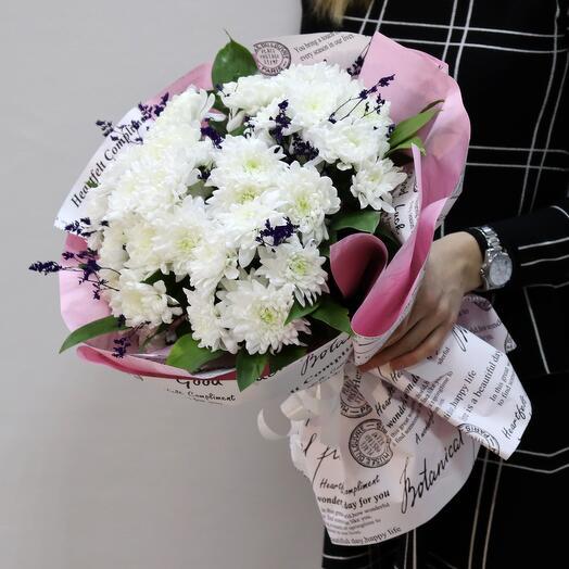 """Bouquet """" Elizabeth»"""