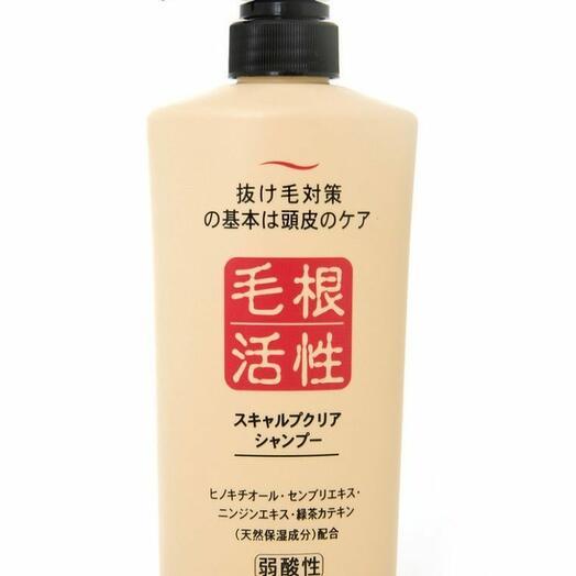 Шампунь для укрепления и роста волос Junlove