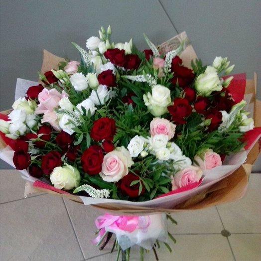 Ароматерапия: букеты цветов на заказ Flowwow