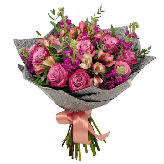 Букет Лайма: букеты цветов на заказ Flowwow