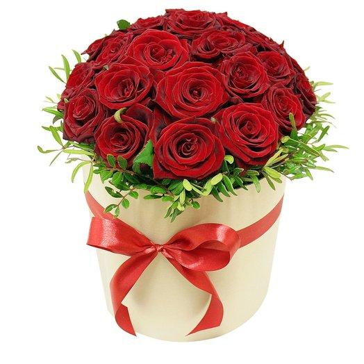 Коробочка с розами ГранПри