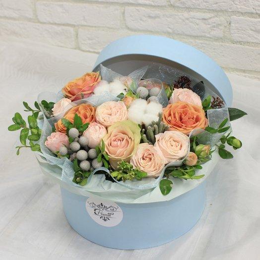 Нежный мусс: букеты цветов на заказ Flowwow
