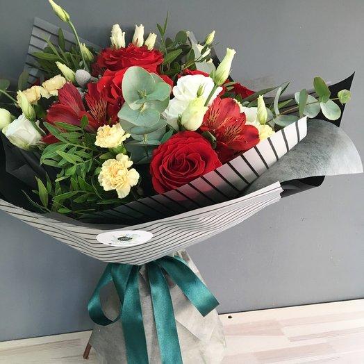 Тайна ночи: букеты цветов на заказ Flowwow