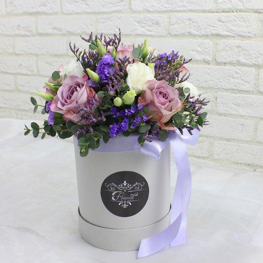 Дельфиния 3: букеты цветов на заказ Flowwow