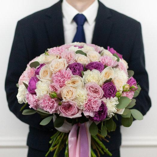 Букет Cosmo: букеты цветов на заказ Flowwow
