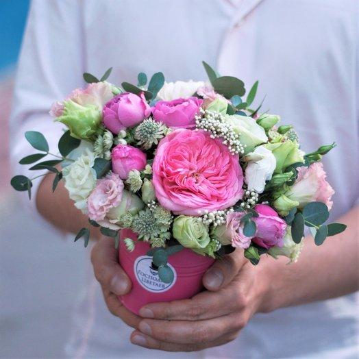 Милая подруга: букеты цветов на заказ Flowwow